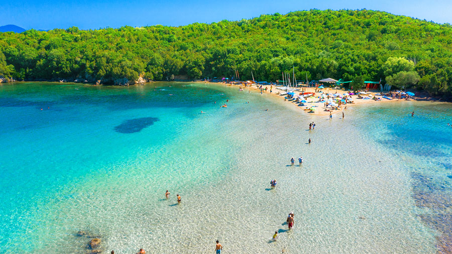 Syvota Greece
