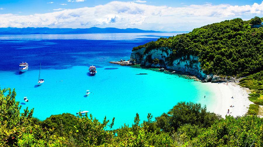 Ionian Sea - Tour 1 - 2