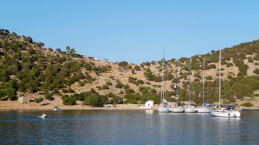 Saronic Gulf - Tour 2 - 2