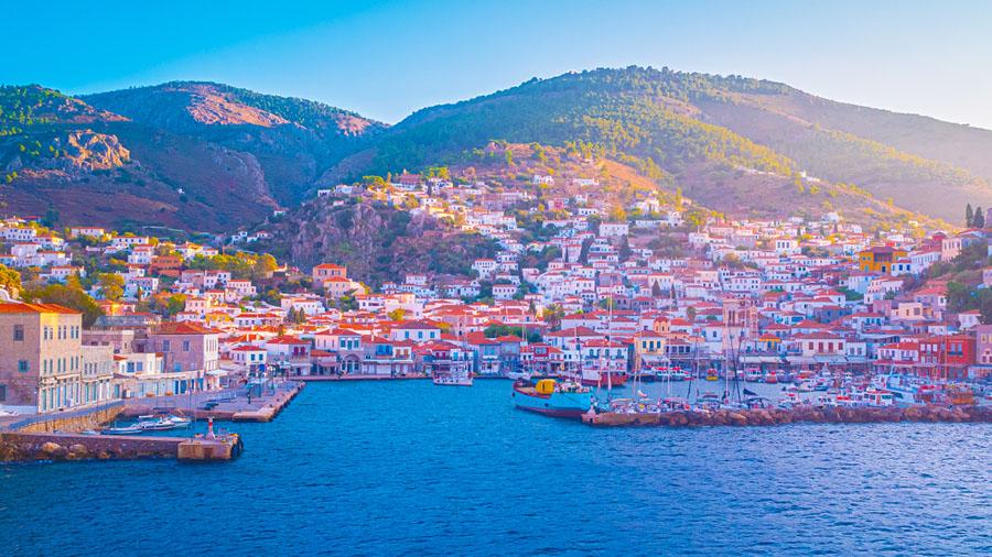 Saronic Gulf - Tour 3 - 2