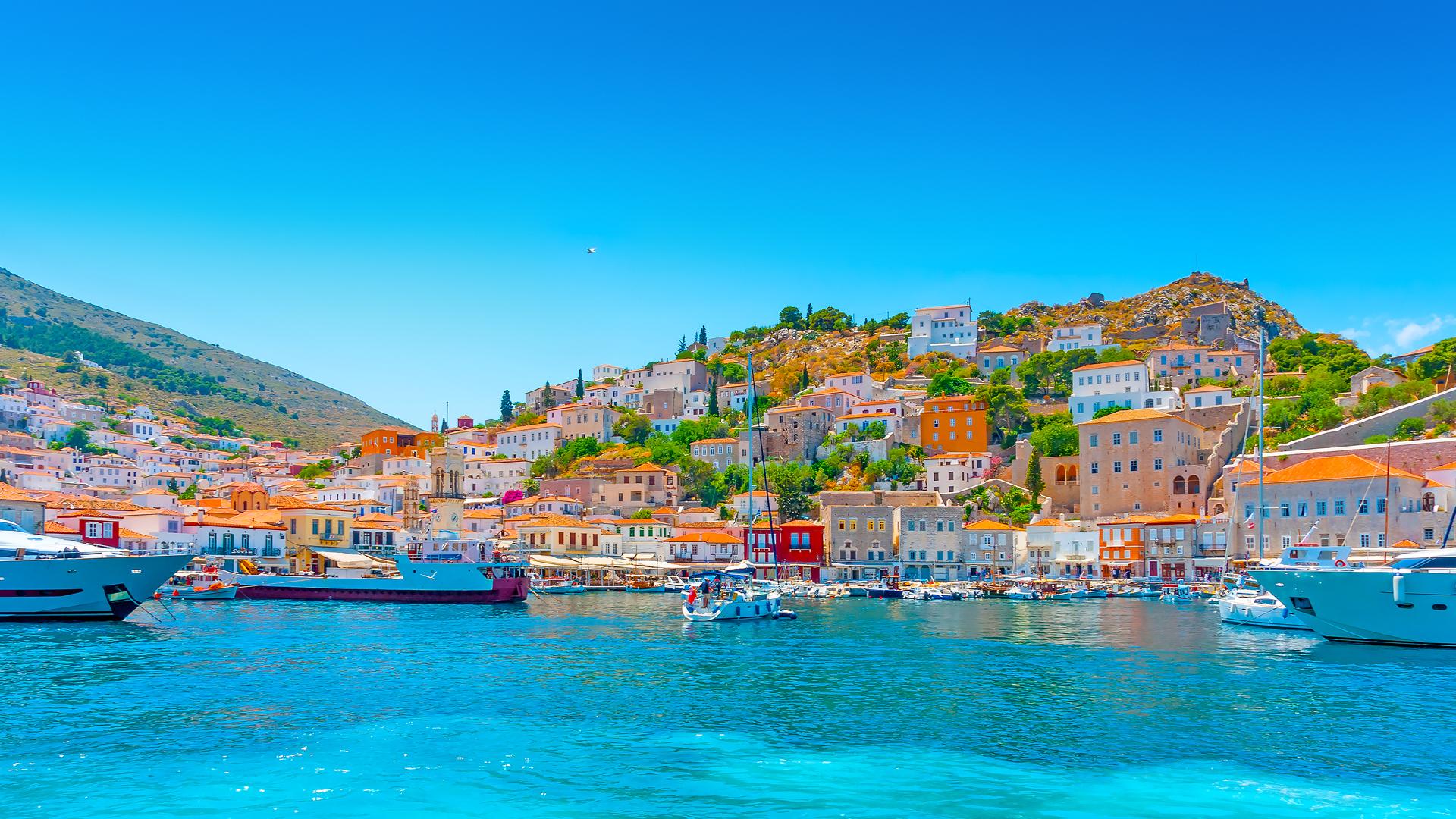Saronic Gulf - Tour 2 - 1