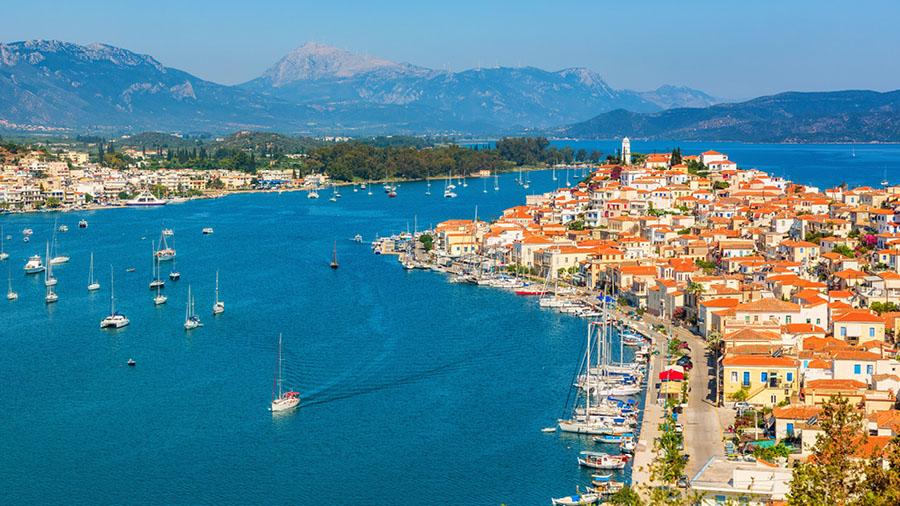 Saronic Gulf - Tour 2 - 3