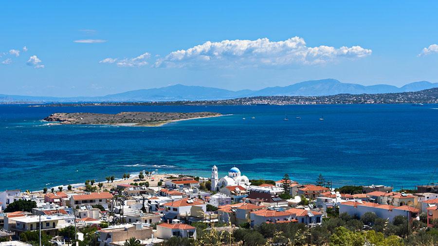 Saronic Gulf - Tour 2 - 4