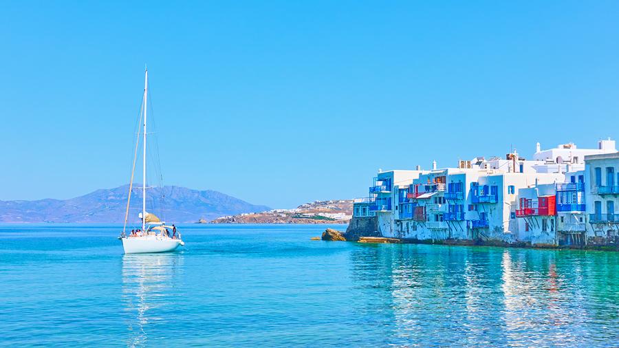 Mykonos Island - 1