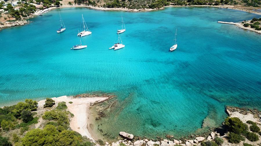 Hinitsa Bay, Peloponesse - 1