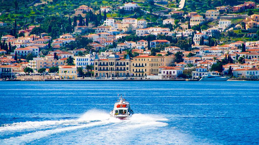 Saronic Gulf - Tour 3 - 6